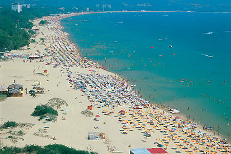 Europe wallpaper titled Sunny Beach, Bulgaria