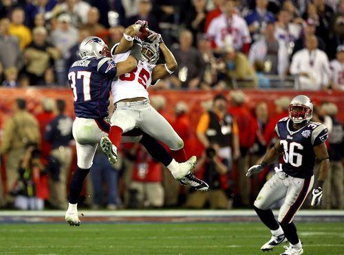 New York Giants 바탕화면 called Super Bowl XLII Champions