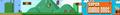 Super Mario Bro.s Banner