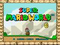 Super Mario World - the-90s photo