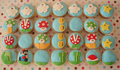 Super Mario - cupcakes photo