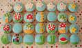 Super Mario - cupcakes photo