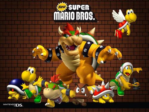 Nintendo wallpaper called Super Mario