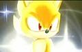 Super Saiyan Sonic!!!!!!!!