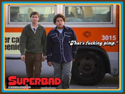 Superbad वॉलपेपर