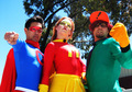 Superhero - mythbusters photo