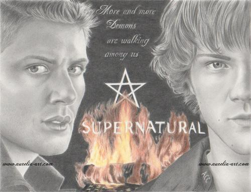 Supernatural - dean-winchester Photo