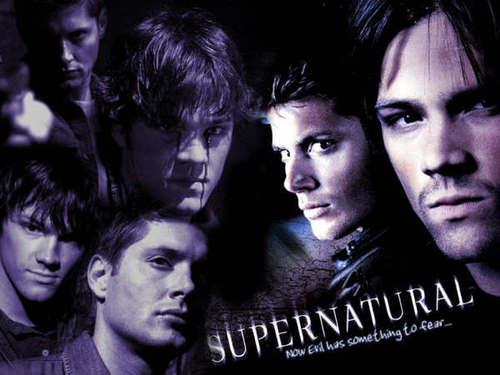 Supernatural mga wolpeyper