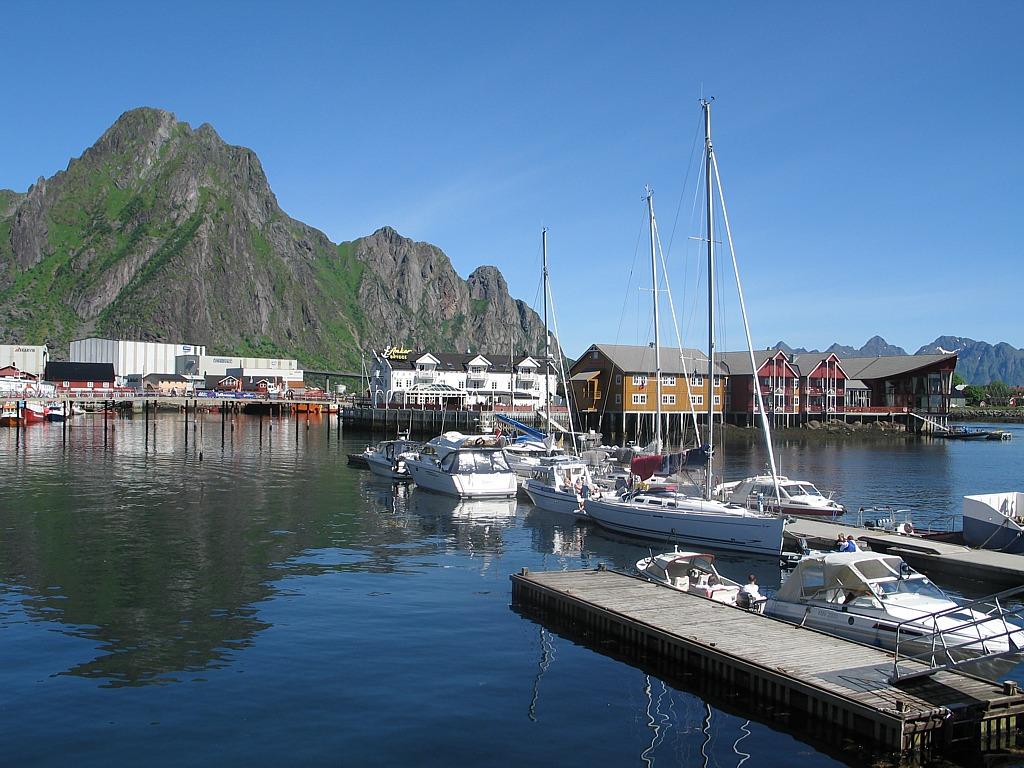 Svolvaer Norway  city pictures gallery : Svolvaer norway 612770 1024 768