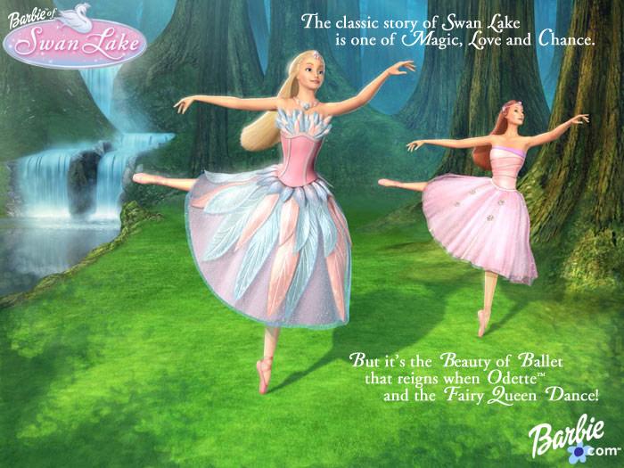Barbie of Swan Lake - Sub Indonesia | LAPAK21.COM