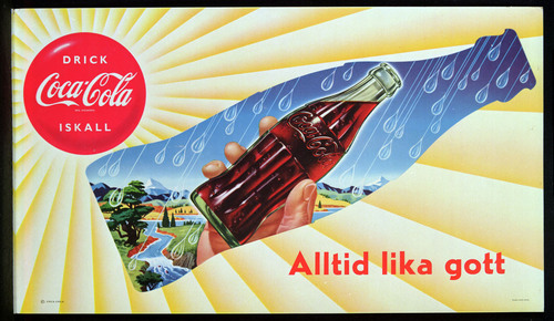 Swedish Coke Advert