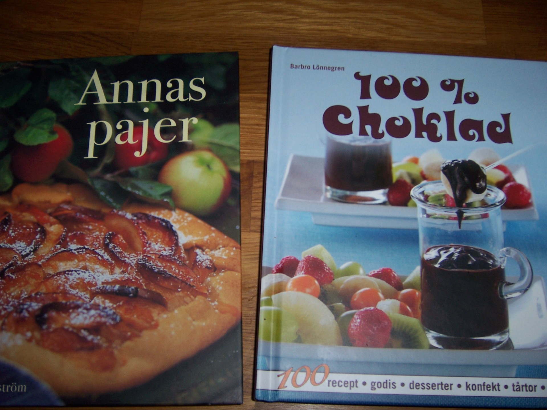 Swedish Cookbooks