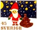 Swedish Jul Stamp