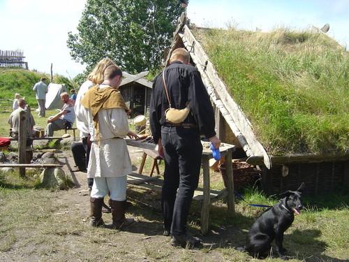 Swedish Viking Market 2007