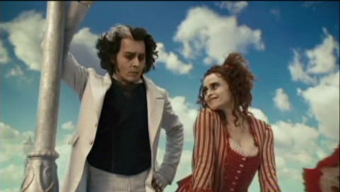 Sweeney Todd&Mrs Lovett