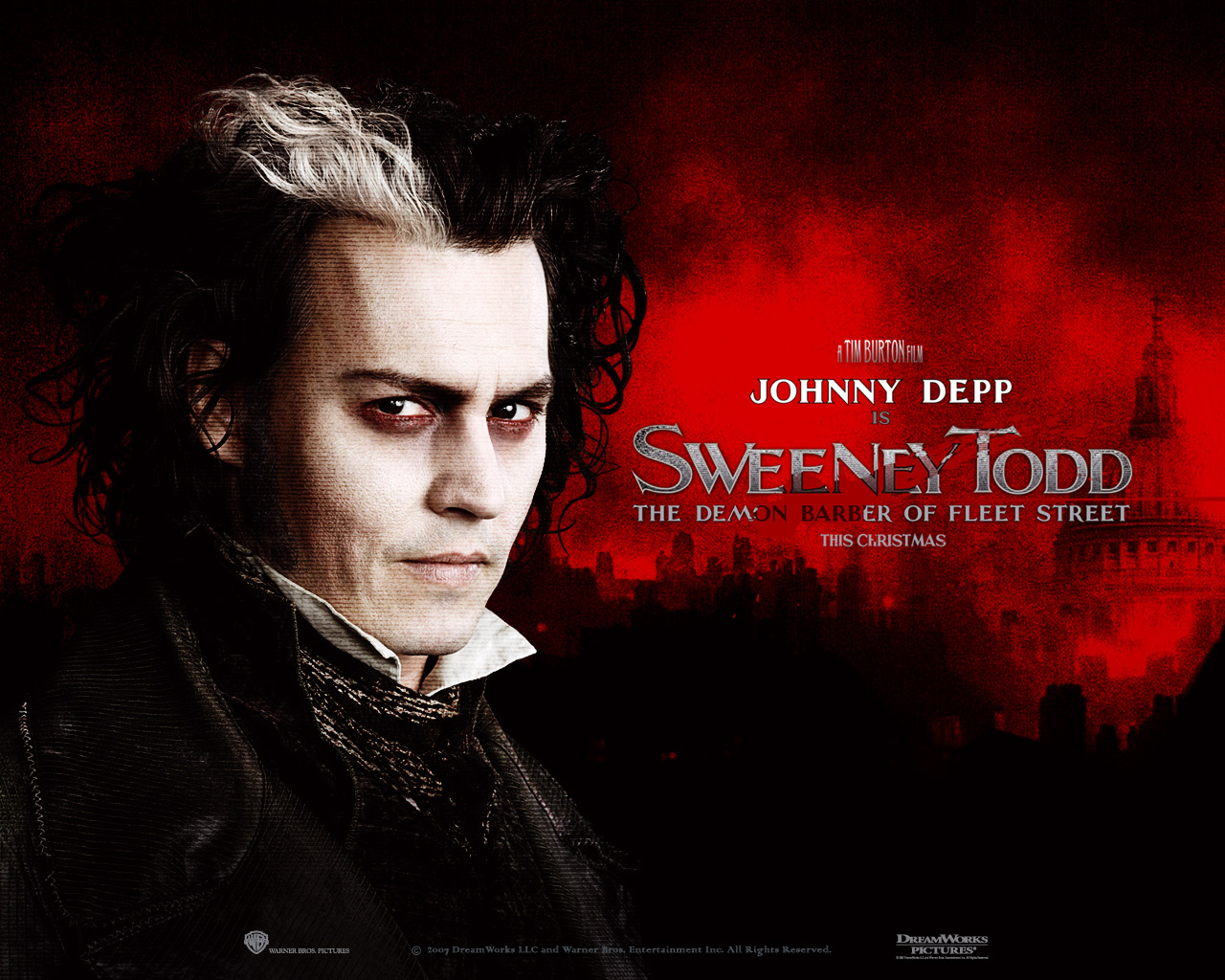 sweeny todd johnny depp