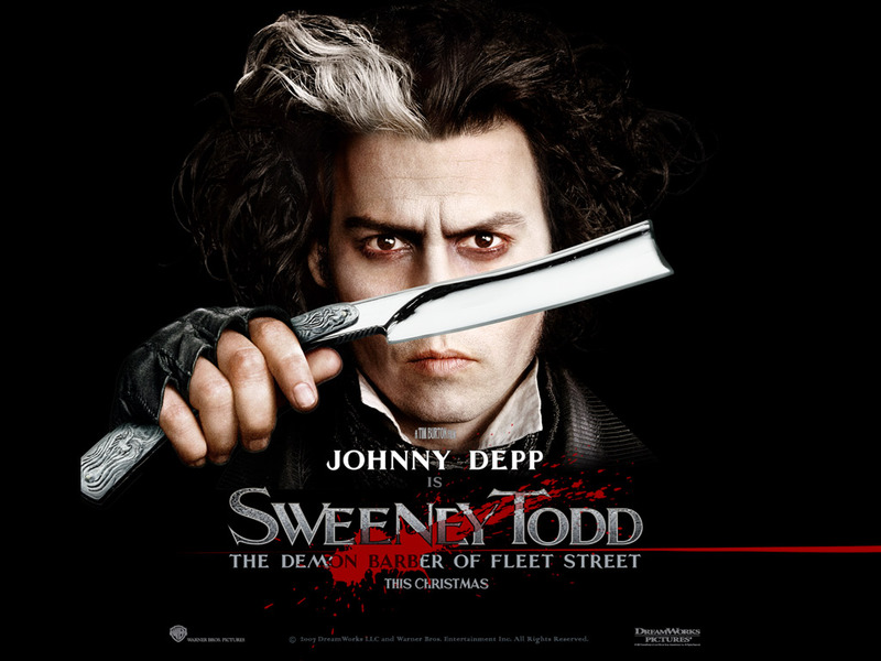 Sweeney Todd - Sweeney Todd Wallpaper (540568) - Fanpop