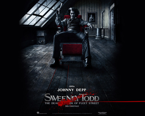 Sweeney Todd wallpaper entitled Sweeney Todd