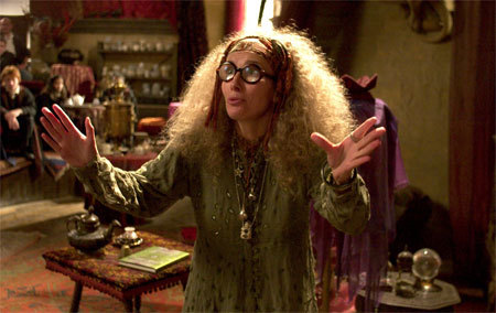 Sybill Trelawney images Sybill Trelawney wallpaper and background photos