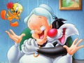 Sylvester - warner-brothers-animation wallpaper