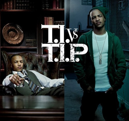 T.I. vs. T.I.P. Album Cover