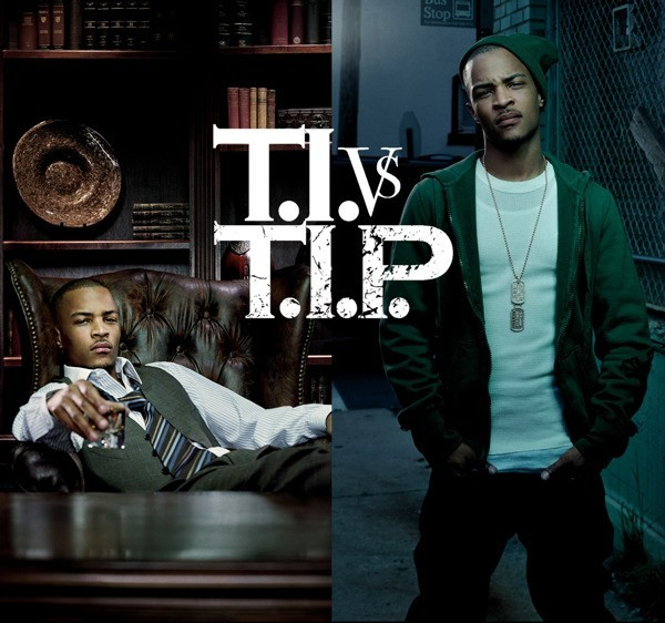 T.I. vs. T.I.P. Album Cover - T.I. Photo (48896) - Fanpop