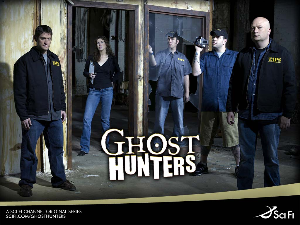 Taps Ghost Hunters