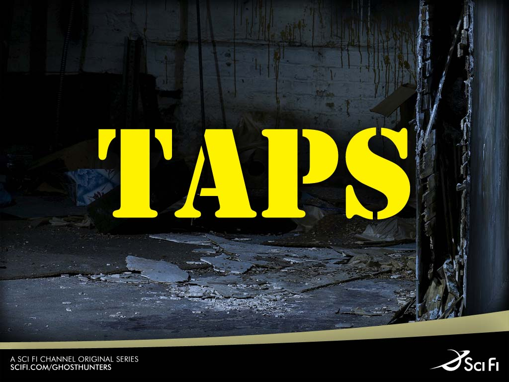 TAPS Wallpaper - Ghost Hunters Wallpaper (45936) - Fanpop