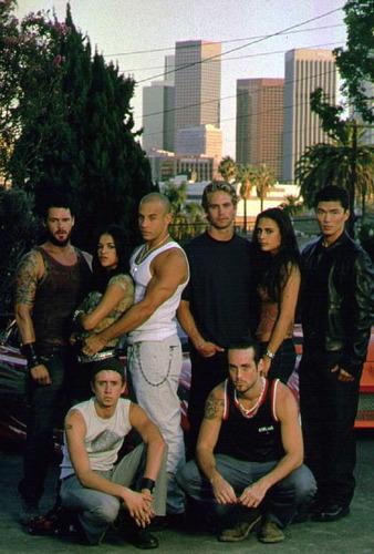 TFATF Cast
