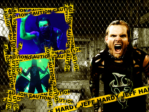 Professional Wrestling wallpaper entitled TNA Jeff Hardy