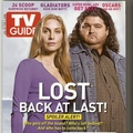 TV Guide Covers - lost photo