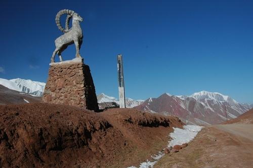 Tajikistan/Kyrgyzstan