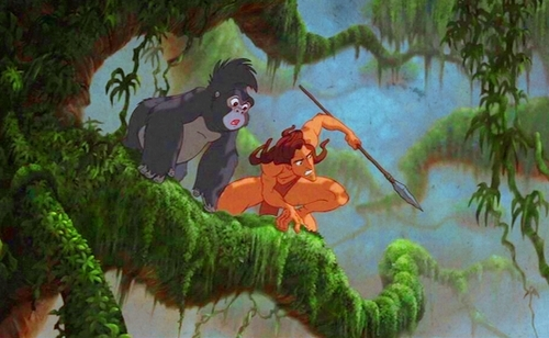 Disney images tarzan wallpaper and background photos 216946 - Tarzan wallpaper ...