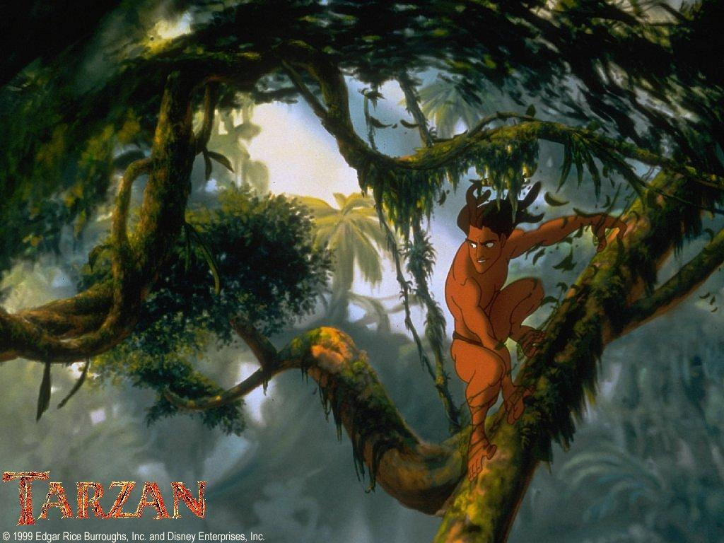 Disney images tarzan hd wallpaper and background photos - Tarzan wallpaper ...