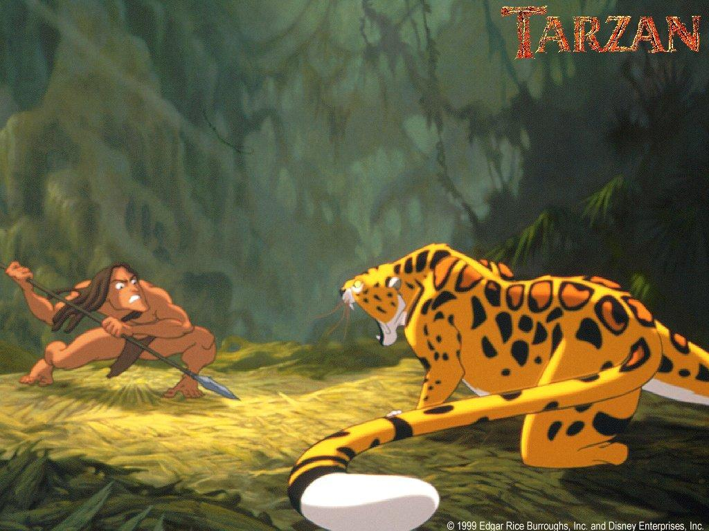 Tarzan disney wallpaper 67728 fanpop - Tarzan wallpaper ...