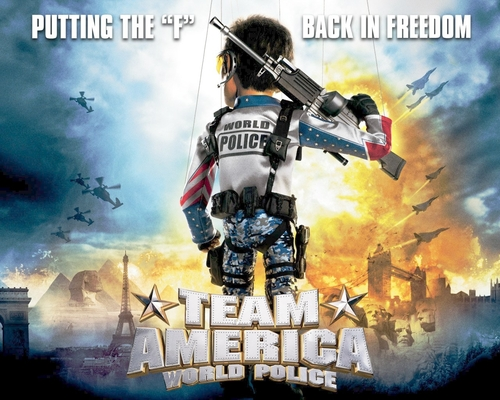 Team America: World Police WP