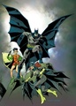 Team Batman - dc-comics photo