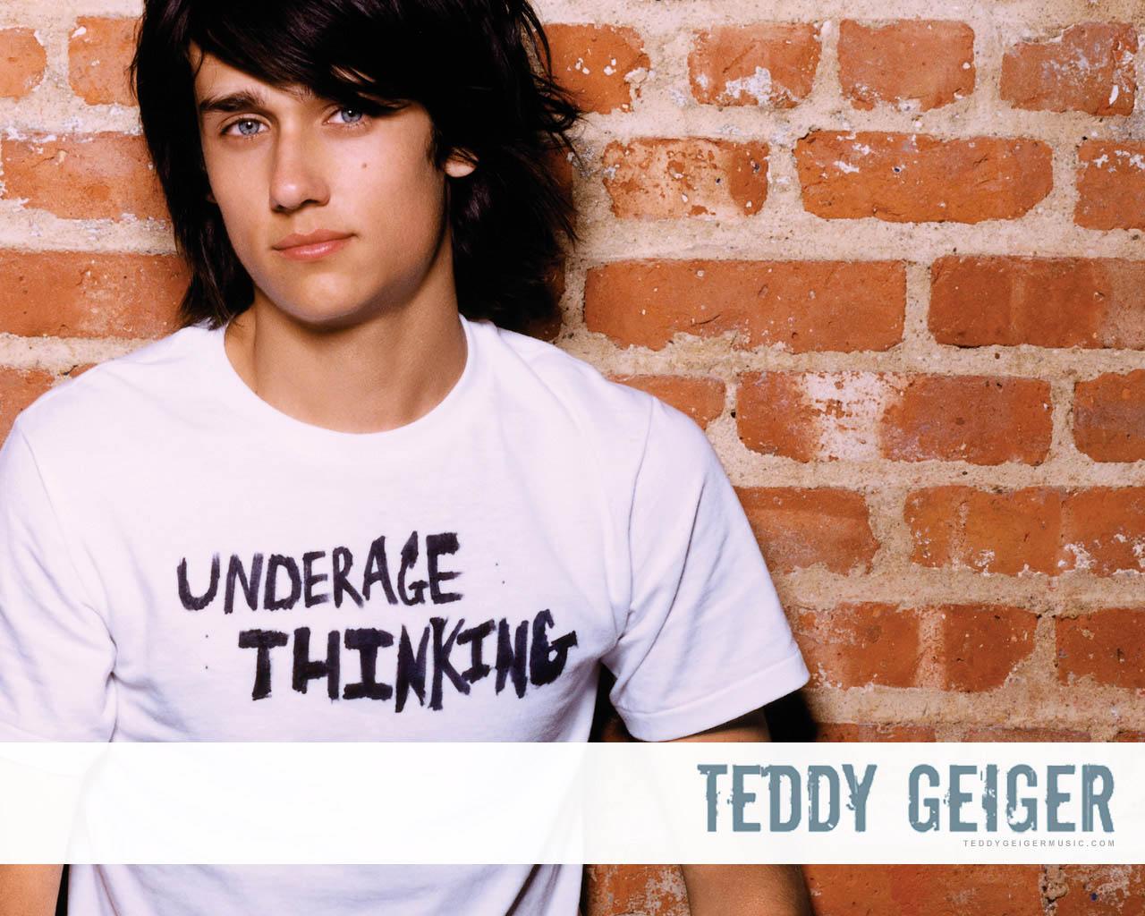 teddy geiger for you i will lyrics