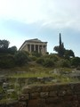 Temple of Hephaistos, Athens - ancient-history photo