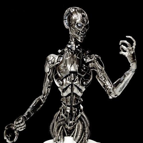 terminator-Exterminador do Futuro T-X
