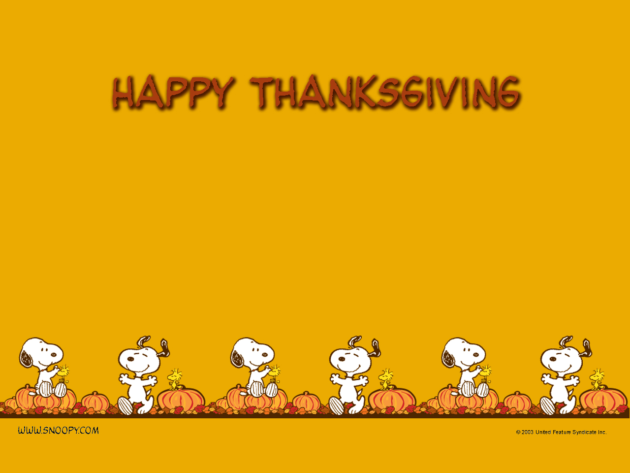 Thanksgiving Wallpapers: 25 Free Desktop Backgrounds