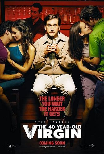 The 40 an Old Virgin