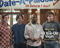 The 40 Year Old Virgin - judd-apatow wallpaper