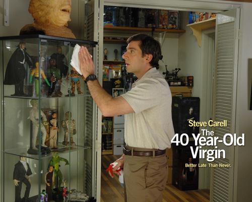 The 40 ano Old Virgin