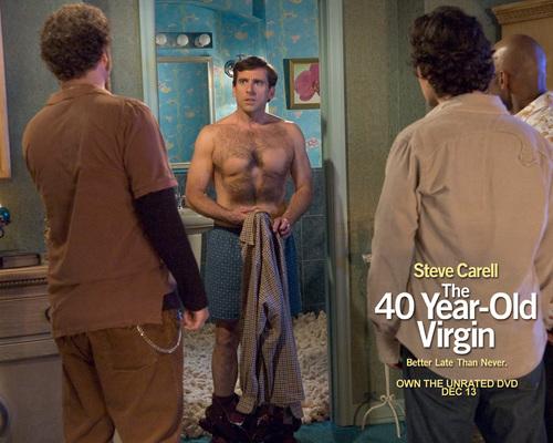 The 40 mwaka Old Virgin