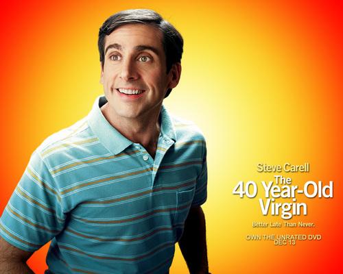 The 40 taon Old Virgin