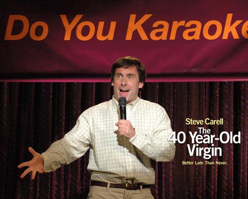The 40 Jahr Old Virgin