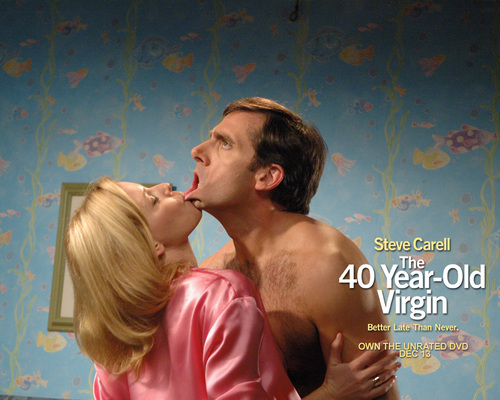 The 40 年 Old Virgin
