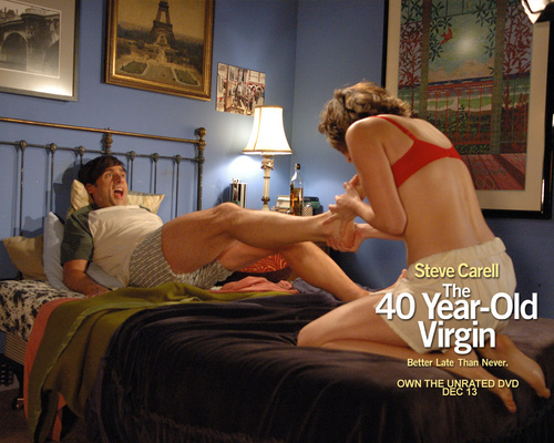 The 40 anno Old Virgin