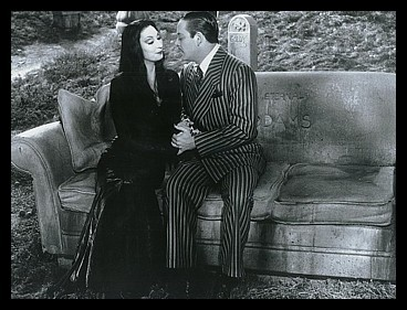 Morticia and Gomez - addams-family Photo